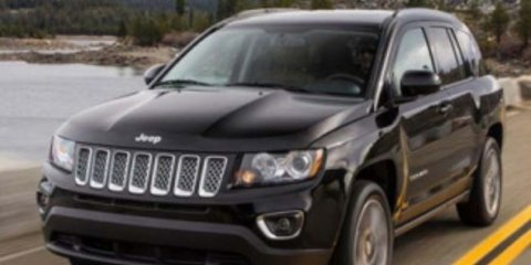 2015 Jeep Compass Limited Review