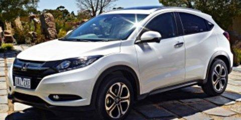 2015 Honda HR-V VTi-L Review Review