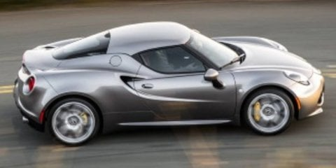 2015 Alfa Romeo 4c Launch Edition Review