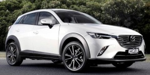 2015 Mazda CX-3 Maxx (FWD) Review