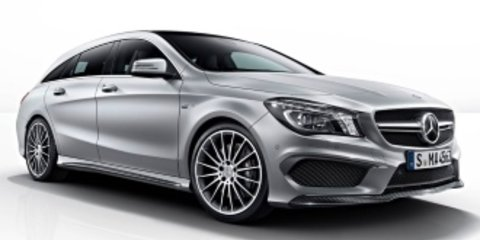 Mercedes-Benz small car comparison: A-Class v B-Class v CLA-Class Shooting Brake