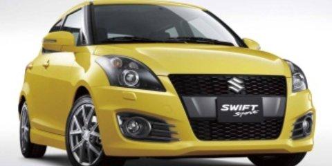 2014 Suzuki Swift SPORT Navigator Review