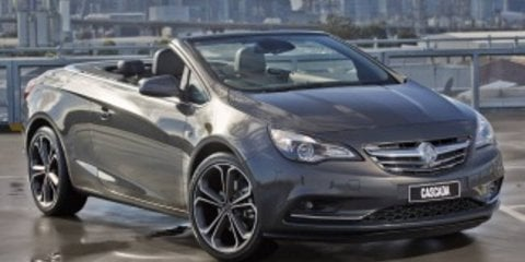 2015 Holden Cascada Launch Edition Review Review