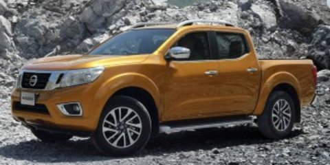 Nissan navara st 2015