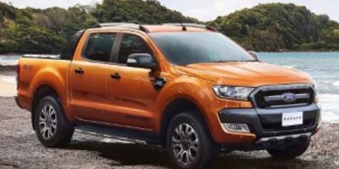2016 Ford Ranger Wildtrak 3.2 (4x4) Review