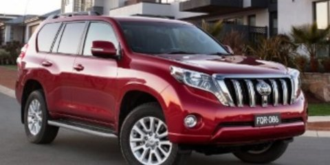 2016 Toyota Landcruiser Prado GXL (4x4) Review