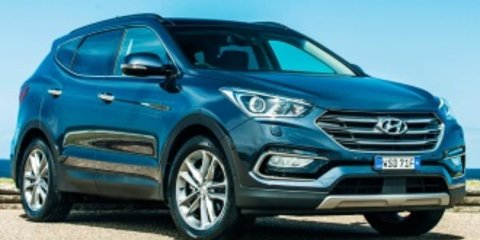 hyundai santa fe review specification price caradvice. Black Bedroom Furniture Sets. Home Design Ideas