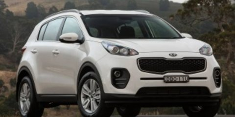 2016 Kia Sportage Si (FWD) Review