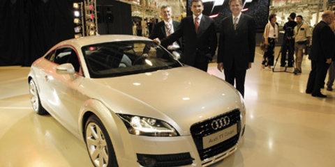 Audi TT 2007 Diesel