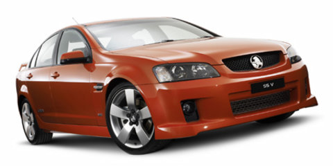 Holden Commodore 13 years at the top
