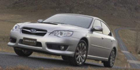 Subaru Liberty GT 2007