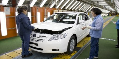 Toyota Camry 2007 Launch