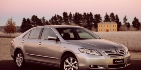 Toyota Camry 2007 Specifications