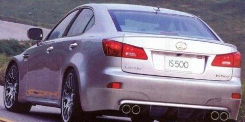 Lexus IS500 2007