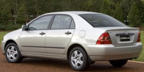 Toyota Corolla Best Selling Car