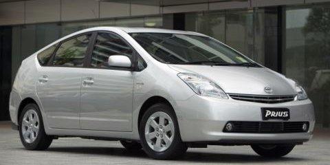 Toyota Prius 500,000 sold worldwide