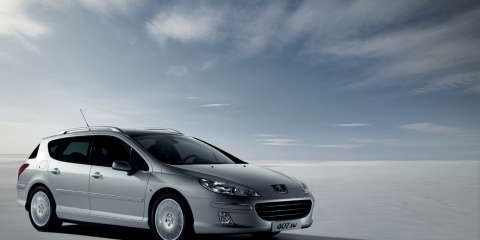 2006 Peugeot 407 Touring SV HDi Road Test
