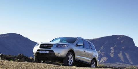 2006 Hyundai Santa Fe Road Test