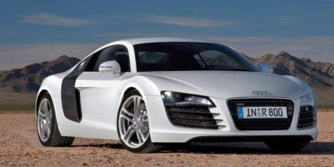 Audi R8 coming to Brisbane