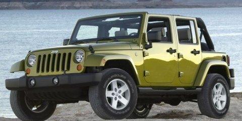 2007 Jeep Wrangler, Wrangler Unlimited Photos