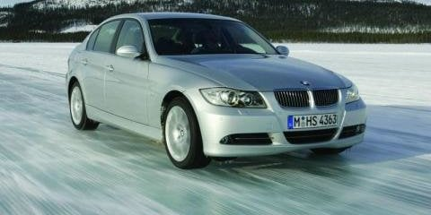 BMW M3 Four-Door Sedan