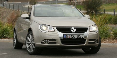 2007 Volkswagen Eos First Steer