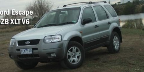 2006 Ford Escape XLT V6 Road Test