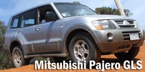 2006 Mitsubishi Pajero GLS V6 Road Test