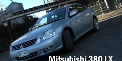 2006 Mitsubishi 380 LX Road Test