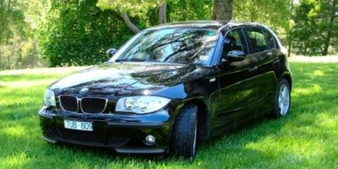 2006 BMW 116i Road Test