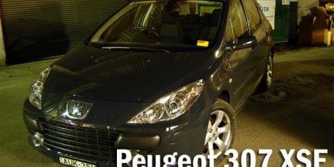 2006 Peugeot 307 XSE Road Test