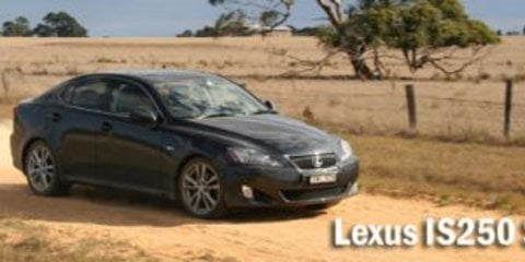 2006 Lexus IS250 Sports Road Test