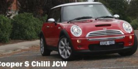 2006 Mini Cooper S Chilli John Cooper Works Road Test