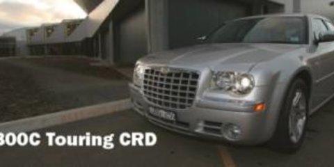 2007 Chrysler 300C Touring CRD Turbo Diesel Road Test