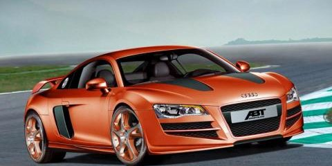 Audi R8 Supercharged ABT Sportsline