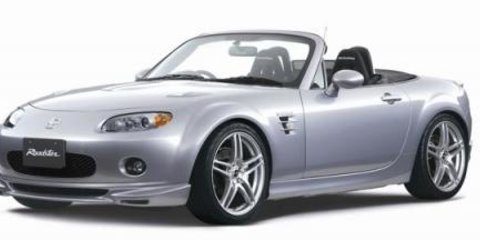 2007 Mazdaspeed MX-5