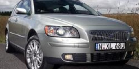 2007 Volvo V50 Recall