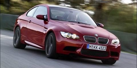 2008 BMW M3 Production Version