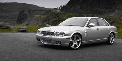 2008 Jaguar XJ Sedan