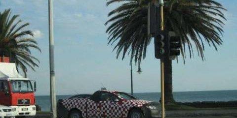 Holden VE Ute Spyshot