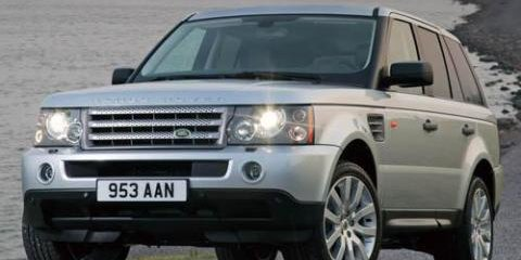 2007 Range Rover Sport Supercharged Road Test