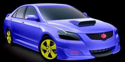 2008 Subaru Impreza WRX Gallery