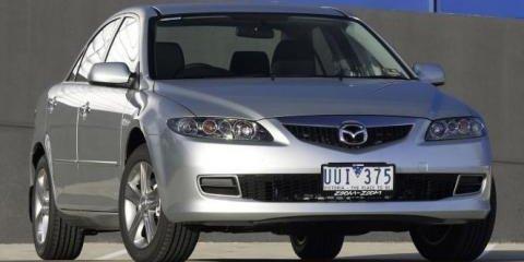 2007 Mazda 6 Range - Classic Sport & Diesel