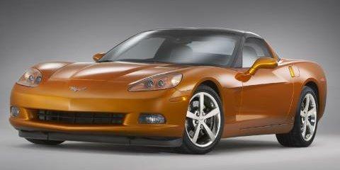 Corvette Muscle Stronger Than Holden's V8?