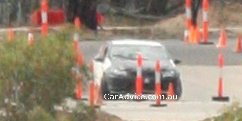 2008 Ford Falcon 'Orion' Spy Shots (Scoop)