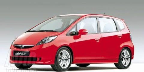 2008 Honda Jazz News