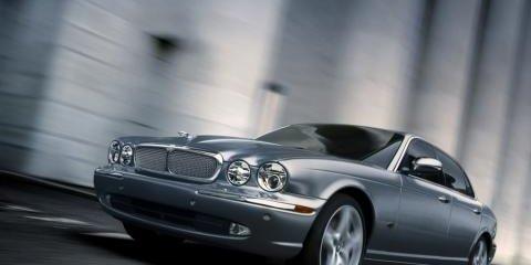 2007 Jaguar XJ6D
