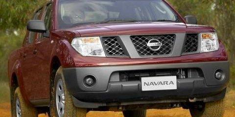 Nissan Navara D40 ID plate recall