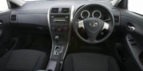 2007 Toyota Corolla Review