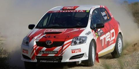 Toyota TRD Corolla
